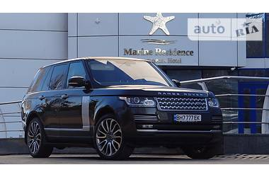 Land Rover Range Rover AUTOBIOGRAPHY VIP  2014