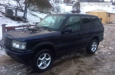Land Rover Range Rover  2000