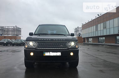 Land Rover Range Rover Supercharged 2007