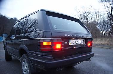 Land Rover Range Rover 4.6 HSE 1997