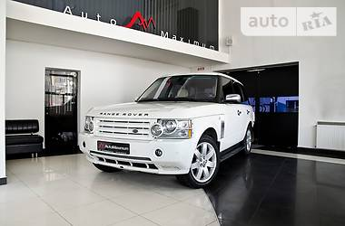 Land Rover Range Rover OVERFINCH  2007