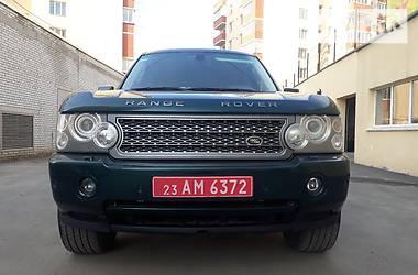 Land Rover Range Rover Reystaling 2003