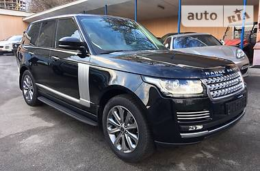 Land Rover Range Rover 4.4 Autobiography 2015