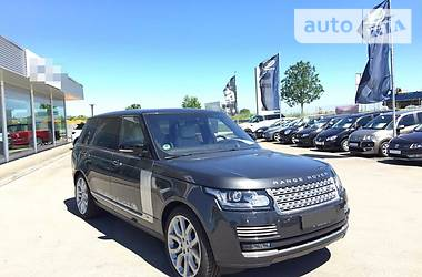 Land Rover Range Rover 4.4d long 2016