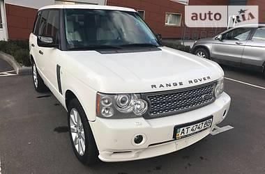 Land Rover Range Rover Vogue Overfinch 2007