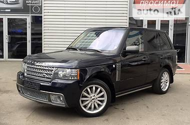 Land Rover Range Rover 5.0 AUTOBIOGRAPHY 2010