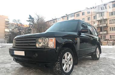 Land Rover Range Rover OVERFINCH 2004