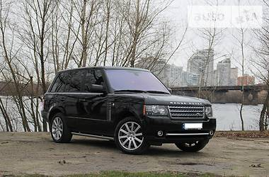 Land Rover Range Rover 5.0 Supercharged 2010