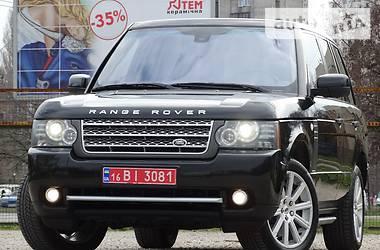 Land Rover Range Rover  AUTOBIOGRAPHI 2011
