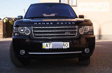 Land Rover Range Rover AUTOBIOGRAFI 2011