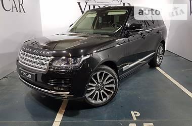 Land Rover Range Rover Full 2015