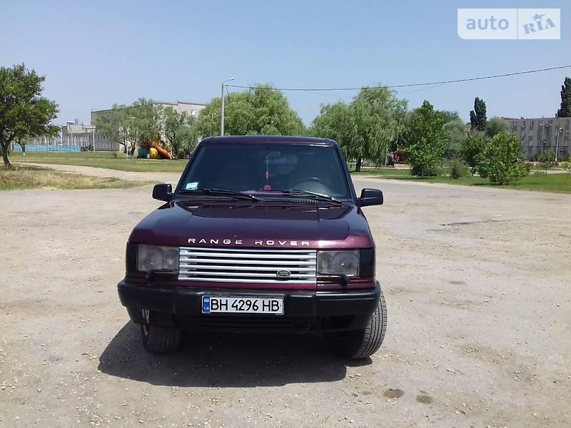 Land Rover Range Rover 1995 року