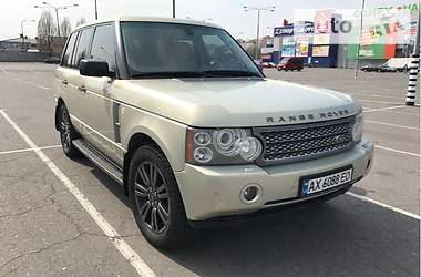 Land Rover Range Rover VOGUE 2009