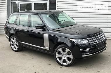 Land Rover Range Rover 4.4 AUTOBIOGRAPHY 2017