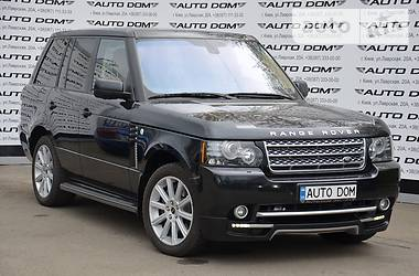 Land Rover Range Rover 5.0 Supercharged 2012