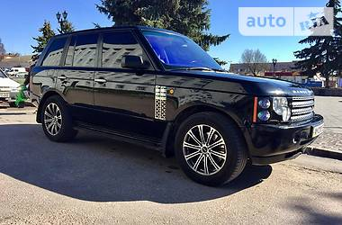 Land Rover Range Rover VOGUE 2003