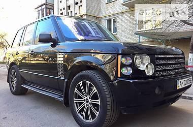 Land Rover Range Rover VOGUE 2003