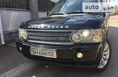 Land Rover Range Rover SUPERCHARGER 2006