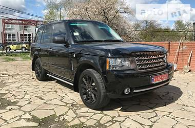 Land Rover Range Rover FULL supercharged 2008