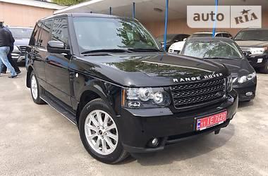 Land Rover Range Rover 4.4TDI 2012