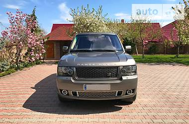 Land Rover Range Rover Ultimate Edition 2012