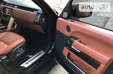 Land Rover Range Rover autobiograf 2014