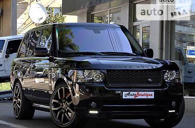 Land Rover Range Rover Voque 2010