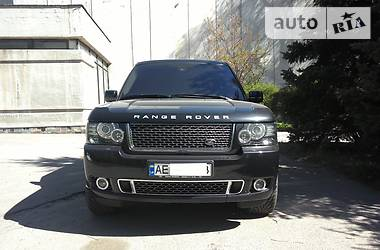 Land Rover Range Rover ULTIMATE EDITION  2011