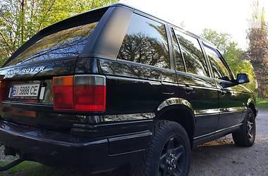 Land Rover Range Rover 4.6 60D 2000