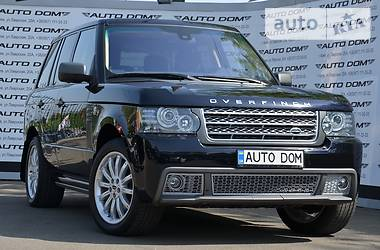 Land Rover Range Rover Autobiography Overf 2011