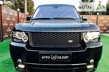 Land Rover Range Rover STARTECH 2010