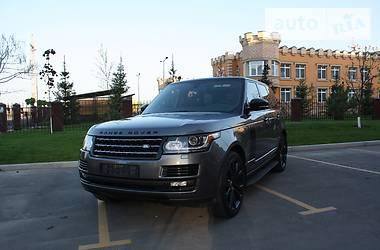 Land Rover Range Rover Vogue Supercharger 2014