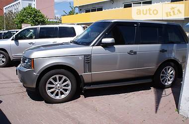 Land Rover Range Rover VOGUE 2010