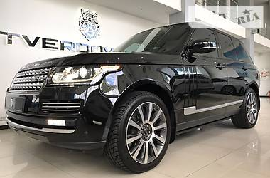 Land Rover Range Rover Style Autobiography 2013