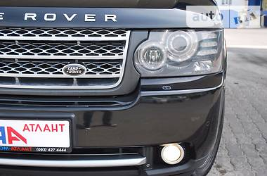 Land Rover Range Rover Full 2010