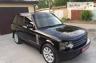 Land Rover Range Rover 3.0D 2004