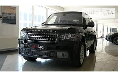 Land Rover Range Rover Autobiography 2010