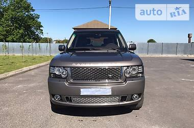 Land Rover Range Rover AutobiographyUltimat 2012