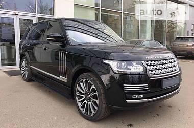 Land Rover Range Rover LONG Avtobiography 2014