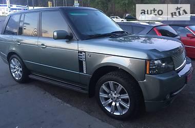 Land Rover Range Rover restailing  2004