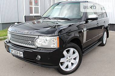 Land Rover Range Rover VOGUE 2008