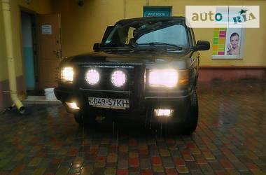Land Rover Range Rover P38 1997