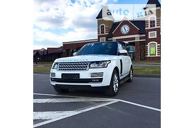 Land Rover Range Rover Autobiography 2014
