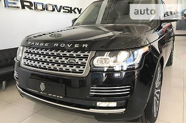 Land Rover Range Rover Autobiography Barolo 2013