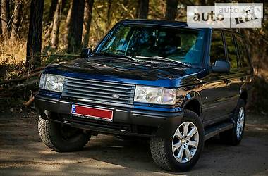 Land Rover Range Rover GAZ 1999