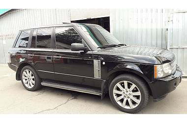 Land Rover Range Rover supercharged 2006 2006
