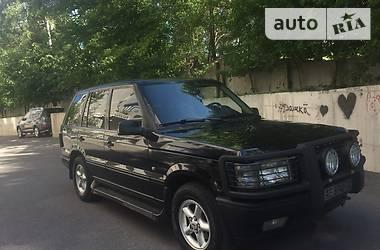 Land Rover Range Rover HSE 1999