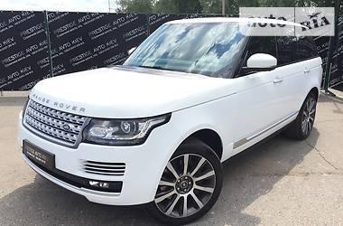 Land Rover Range Rover VOGUE SE 2013