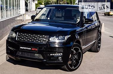 Land Rover Range Rover VOUGE 4.4 D 2013