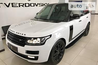 Land Rover Range Rover Vogue Black Line 2013